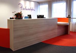 Philadelphia Regiokantoor